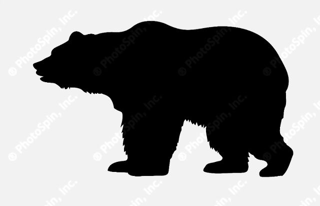 Bear Outline To Print | Search Results | Calendar 2015
