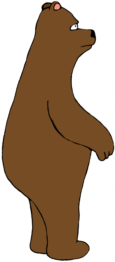 grizzly%20bear%20standing%20clipart
