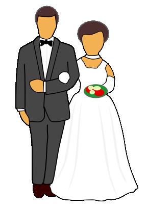 bride and groom clip art clipart panda free clipart images rh clipartpanda com wedding bride and groom clipart cartoon bride and groom clipart