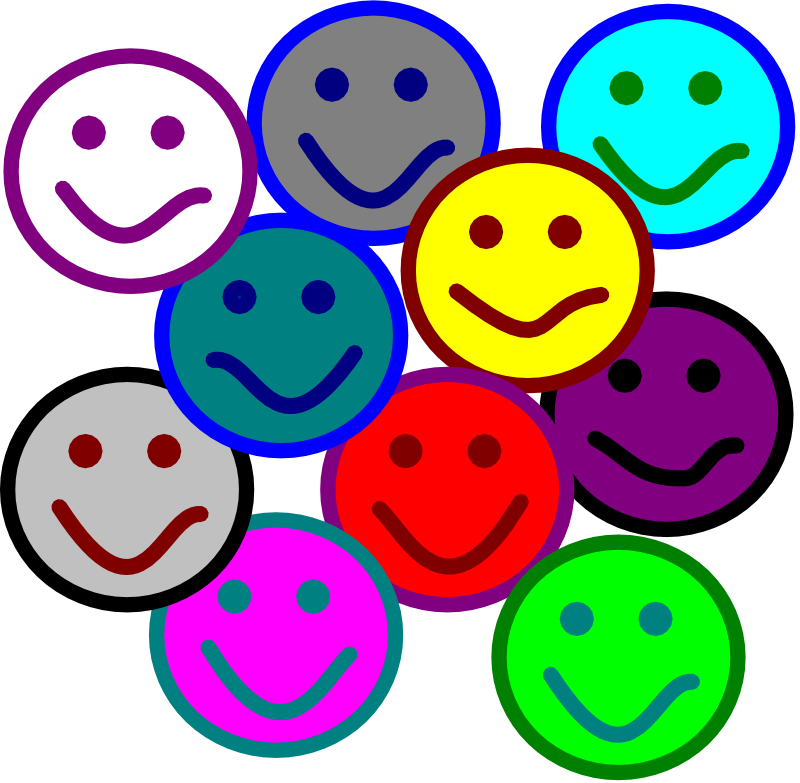 clip art of happiness - photo #15