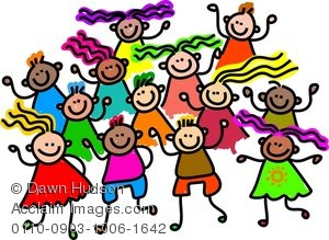 Group Of Kids Clipart | Clipart Panda - Free Clipart Images