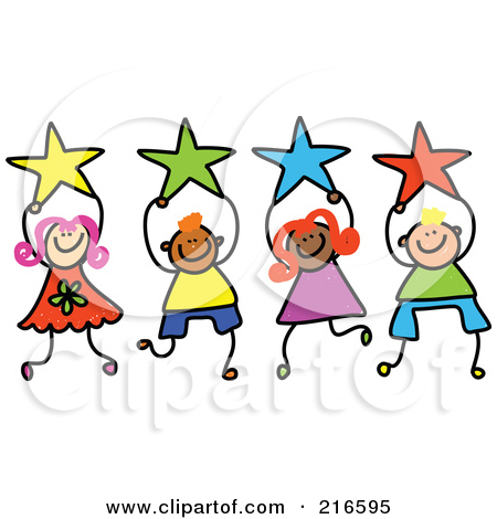 Group Of Kids Clipart   Clipart Panda - Free Clipart Images