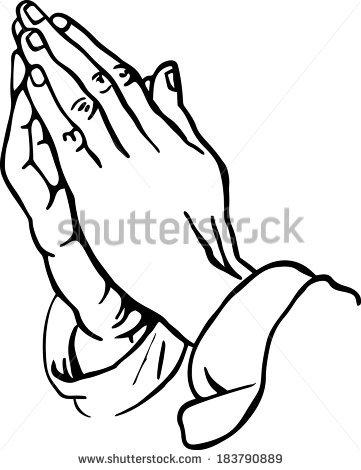 Child Praying Hands | Clipart Panda - Free Clipart Images