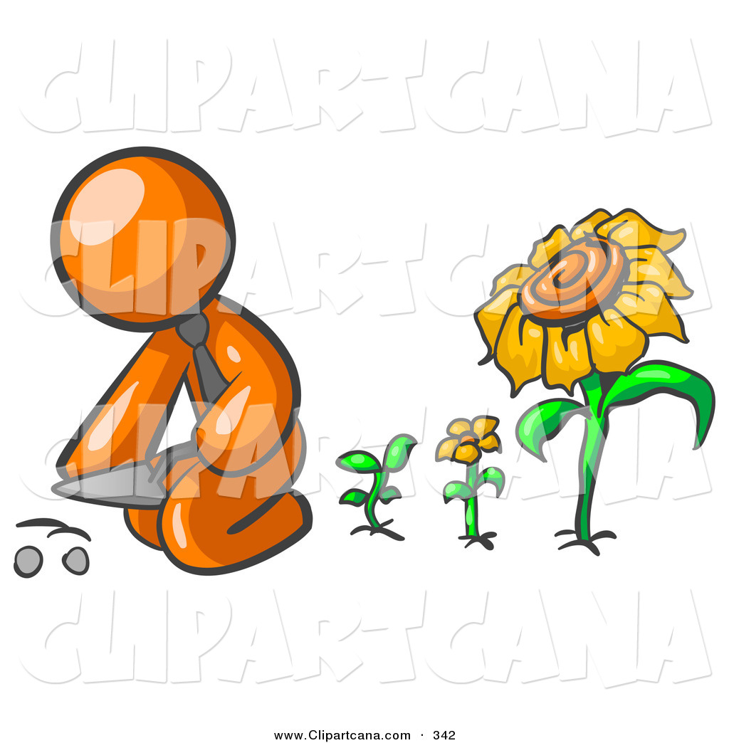 Seeds Clipart Seed Growing Clipart
