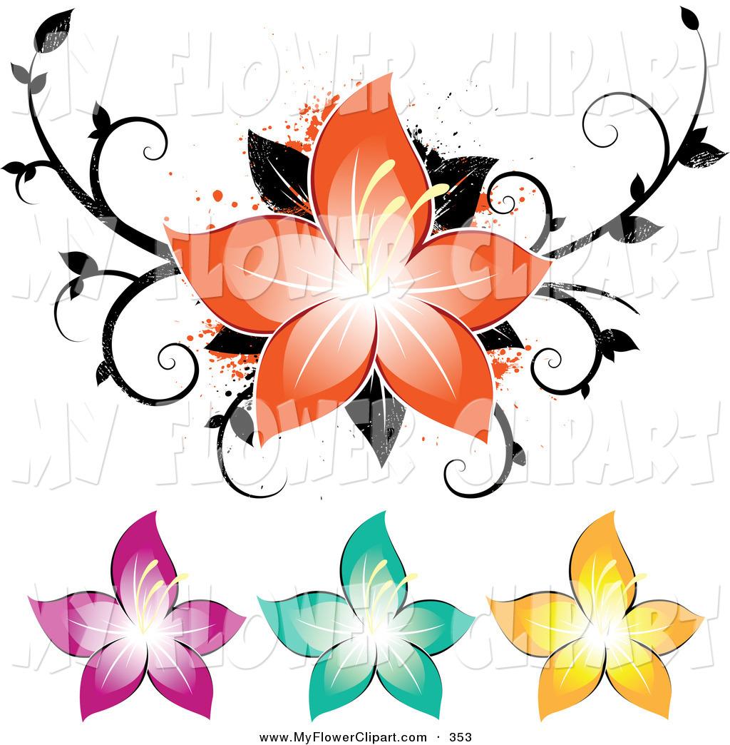 Фото как нарисовать красивые цветы