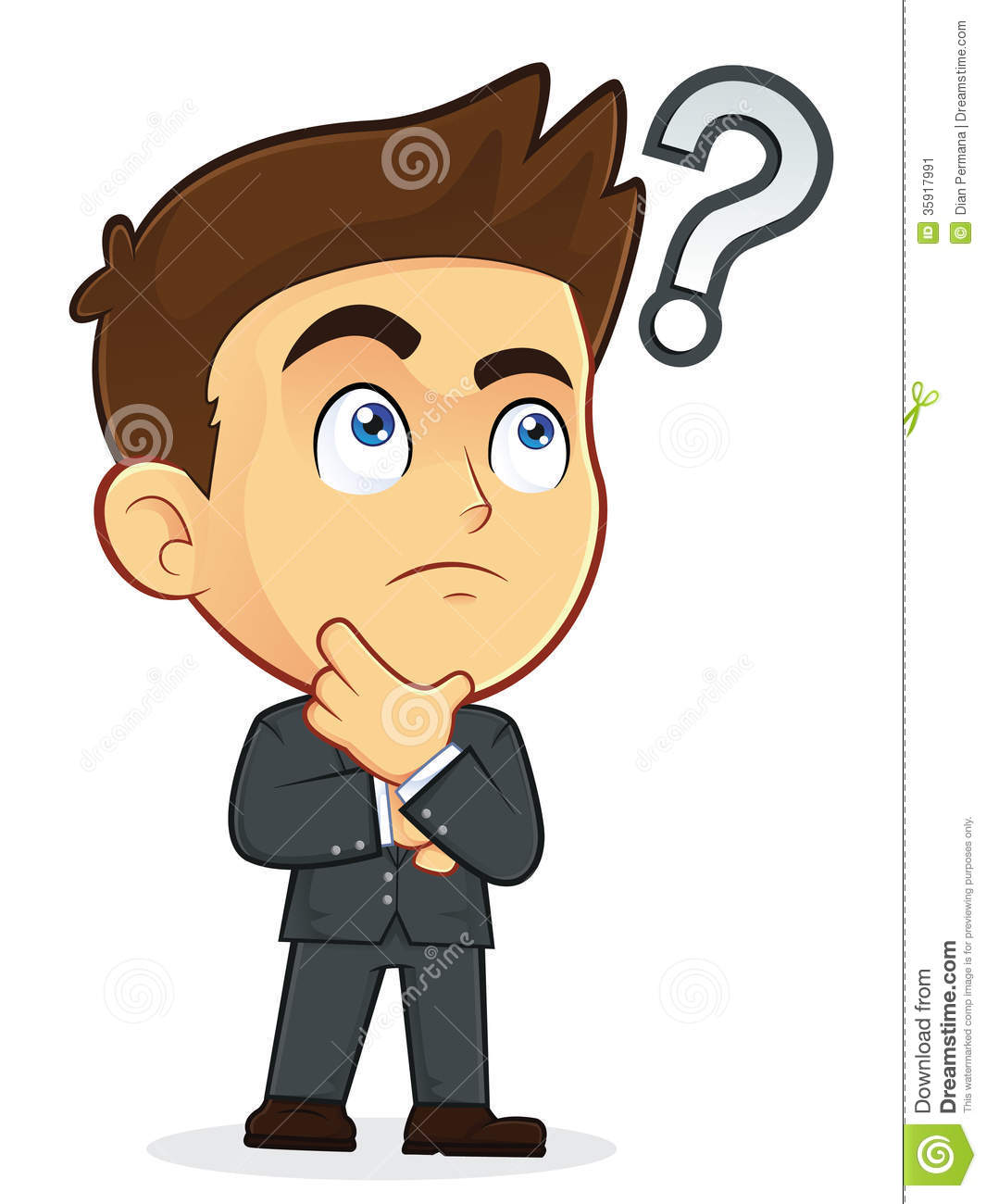 Pics photos clip art cartoon scientist with question mark stock - Guess 20clipart