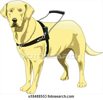 Clipart guide dog clipart panda free clipart images clipart info ccuart Image collections