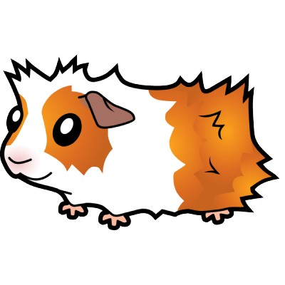 Guinea Pig Clipart | Clipart Panda - Free Clipart Images