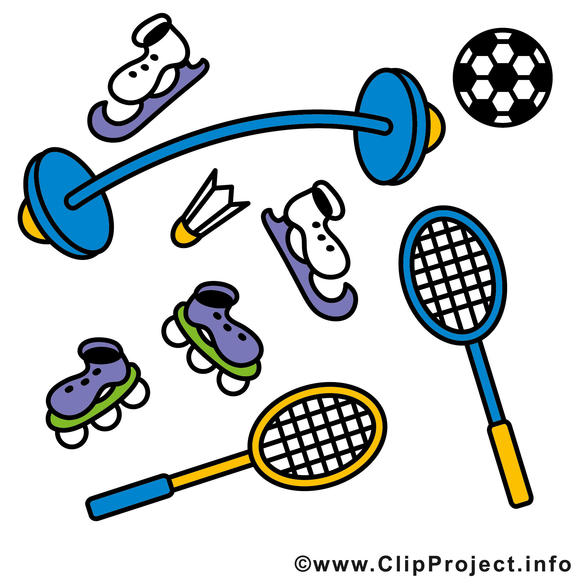 free sports graphics clipart - photo #36