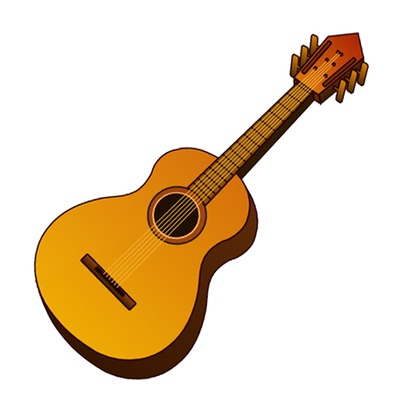 Image result for clip art guitar