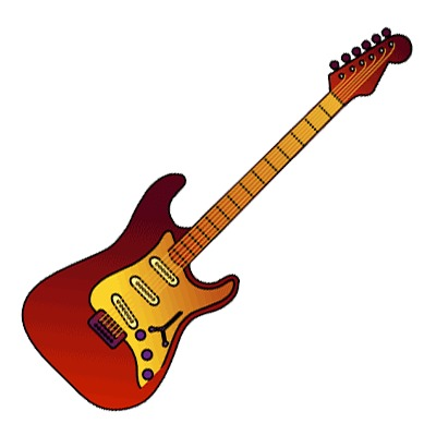 Electric Guitar Clipart | Clipart Panda - Free Clipart Images