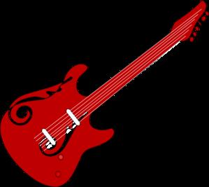 Rock Star Guitar Clip Art | Clipart Panda - Free Clipart Images