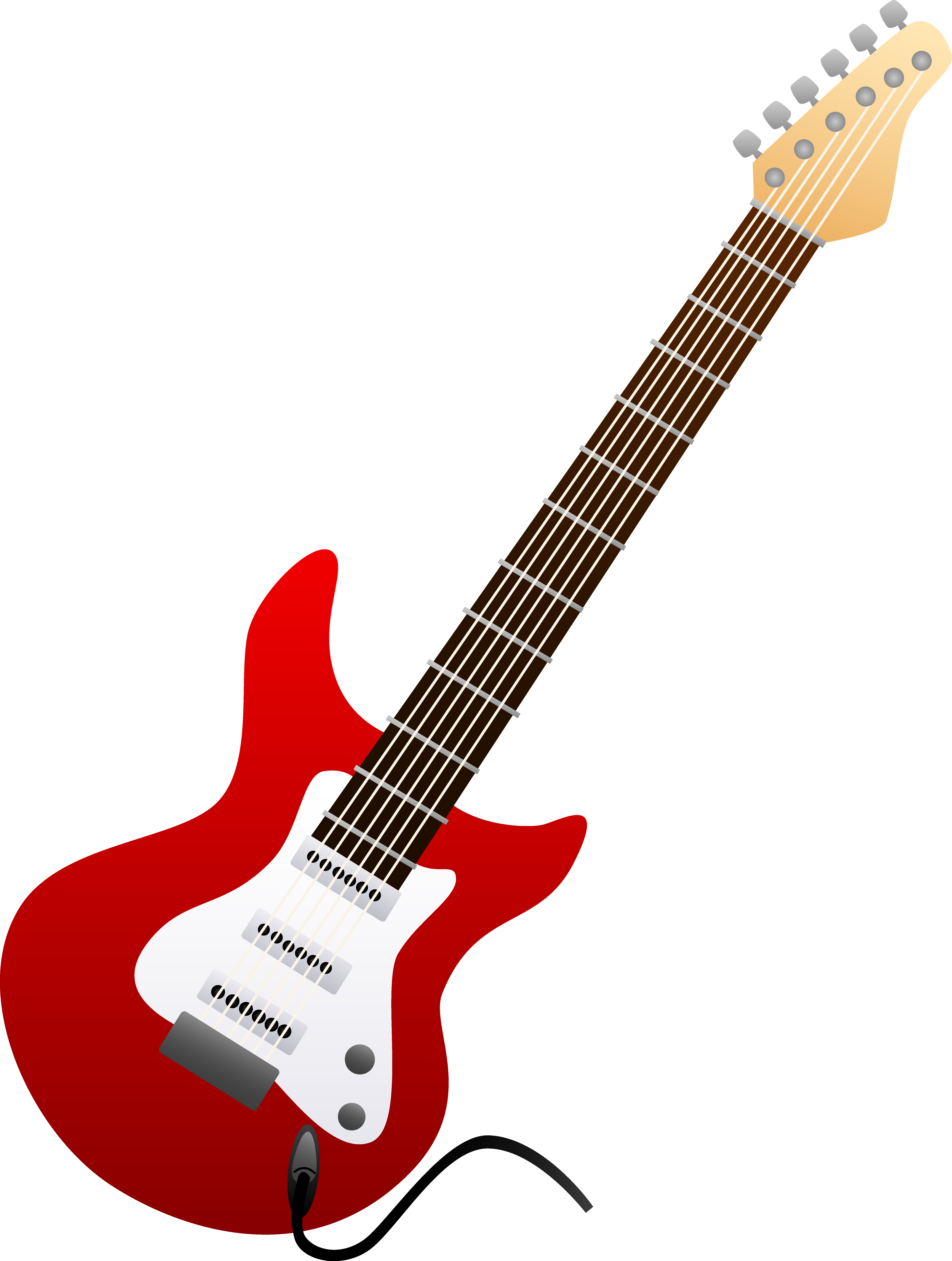 Pink Guitar Clipart | Clipart Panda - Free Clipart Images