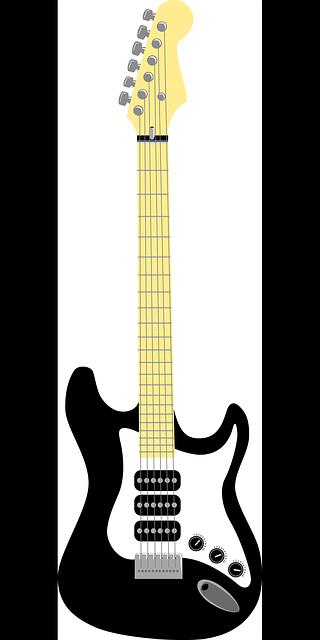 Guitar Outline   Clipart Panda - Free Clipart Images