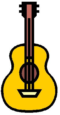 graphic regarding Guitar Printable named Guitar Determine Printable Clipart Panda - No cost Clipart Pics
