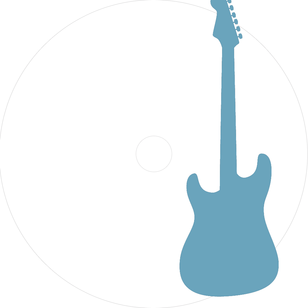 It is an image of Dramatic Printable Guitar Templates