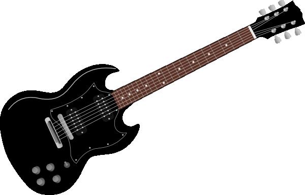Bass Guitar Cli... Free Guitar Clipart