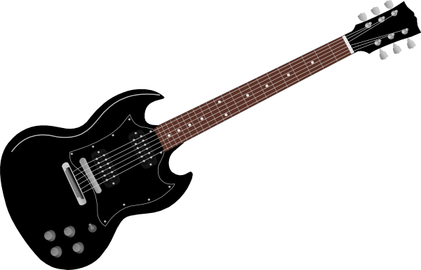 Rock Guitar Star Clipart | Clipart Panda - Free Clipart Images