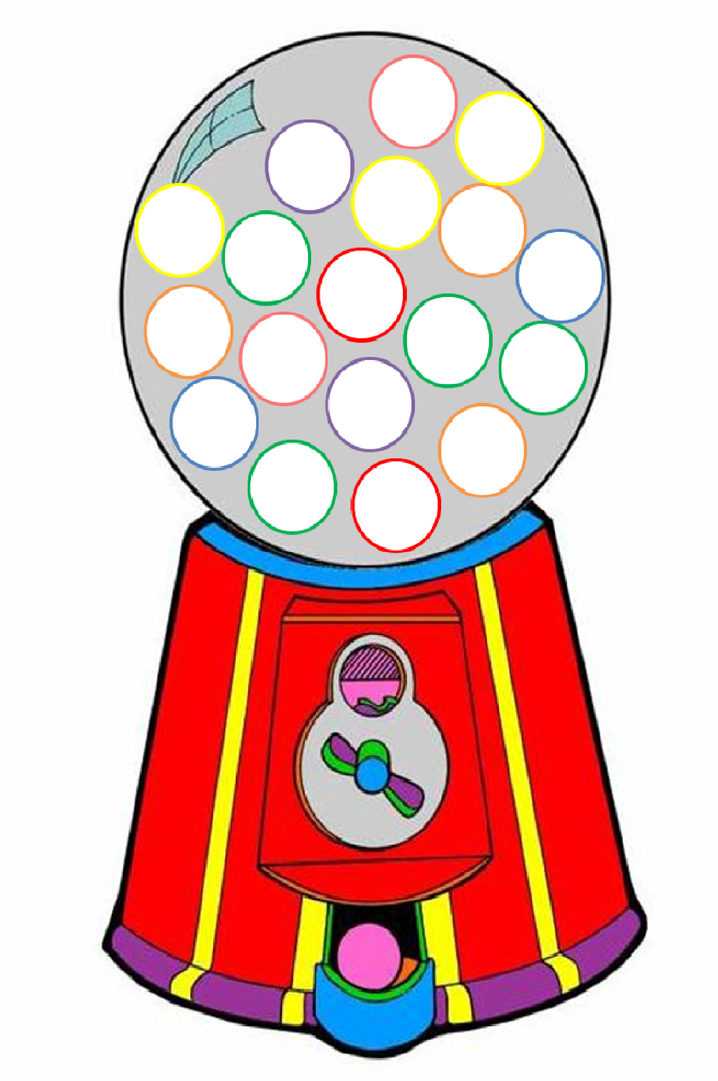bubble gum machine clip art clipart panda free clipart images rh clipartpanda com Bubble Gum Clilpart Bubble Gum Graphics