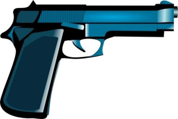 clipart guns pictures - photo #24