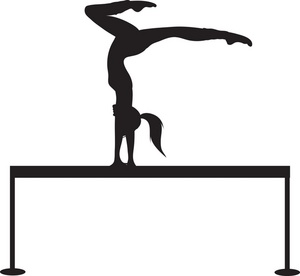 gymnastics clipart black and white clipart panda free clipart images rh clipartpanda com gymnastics clipart black and white free gymnastics clipart black and white