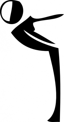 gymnastics%20clipart%20black%20and%20white