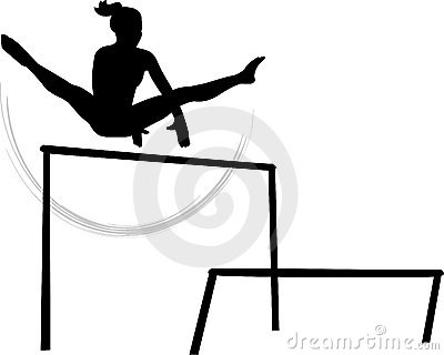Gymnastics Clipart Parallel Bars | Clipart Panda - Free Clipart Images