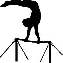 Gymnastics Clipart Bars | Clipart Panda - Free Clipart Images