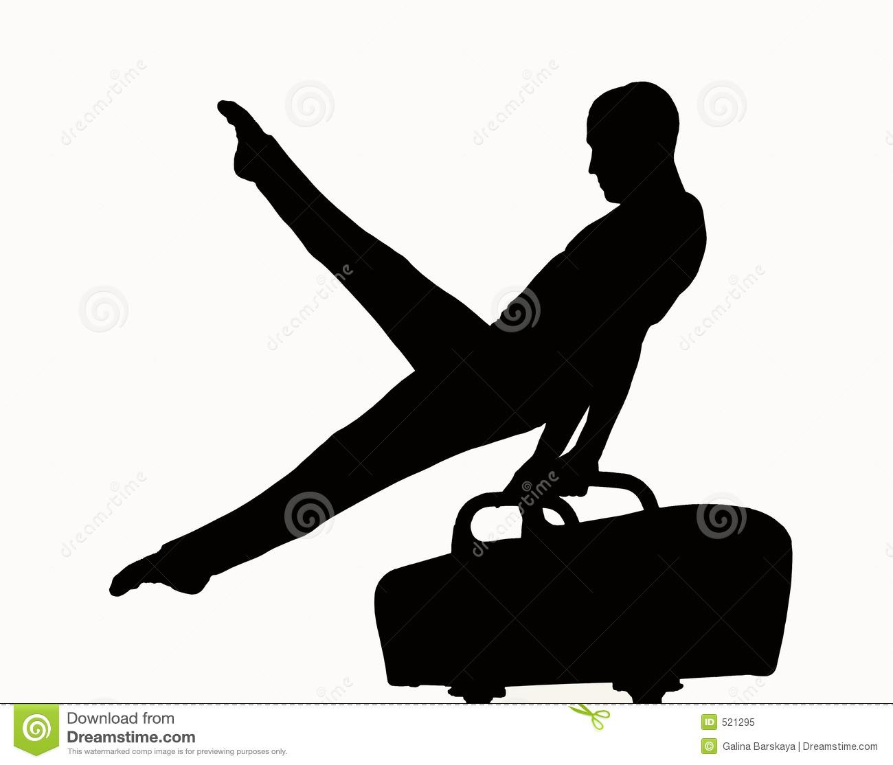 Men S Gymnastics Clipart | Clipart Panda - Free Clipart Images