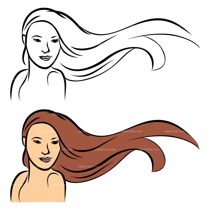 free clipart hairstyles - photo #24
