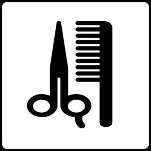 hair%20clipart%20black%20and%20white