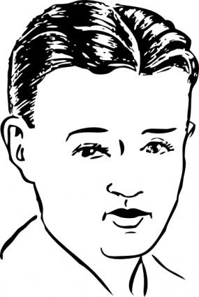 Clipart Info Boy Hair Clipart