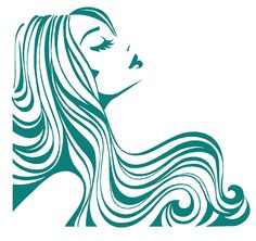 Волосы в Векторе  Demiart Photoshop