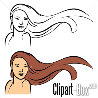 Hairstyles Clipart : Hairstyle Clip Art Clipart Panda - Free Clipart Images