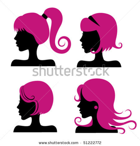 Hairstyles Clipart : ... Clip Art also Free Clip Art Hair Styles. on clip art african n