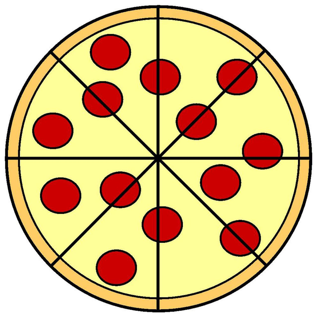 half pizza clipart clipart panda free clipart images