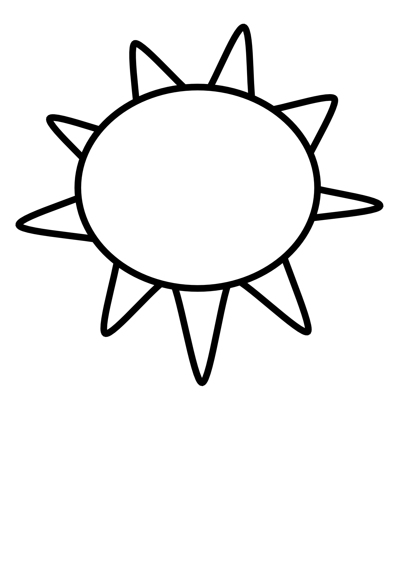 clipart sun outline clipart panda free clipart images sun clipart black and white png sun clip art black and white design