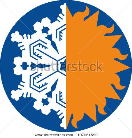 Half snowflake, half sunburst   Clipart Panda - Free Clipart Images