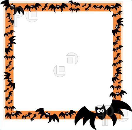 Halloween Border Clip Art   Clipart Panda - Free Clipart Images