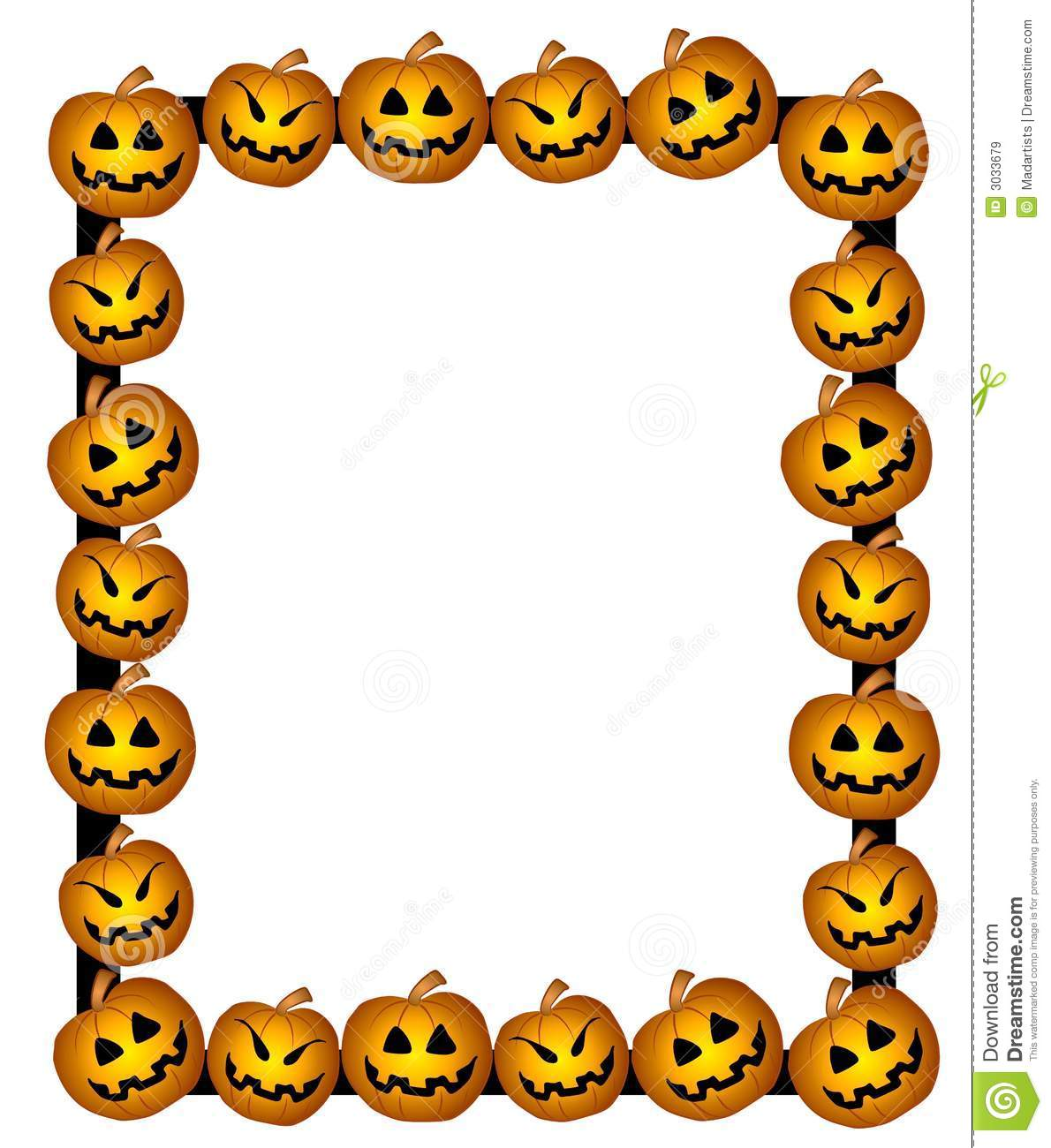 Clip Art Pumpkin Border Clip Art pumpkin border clipart panda free images