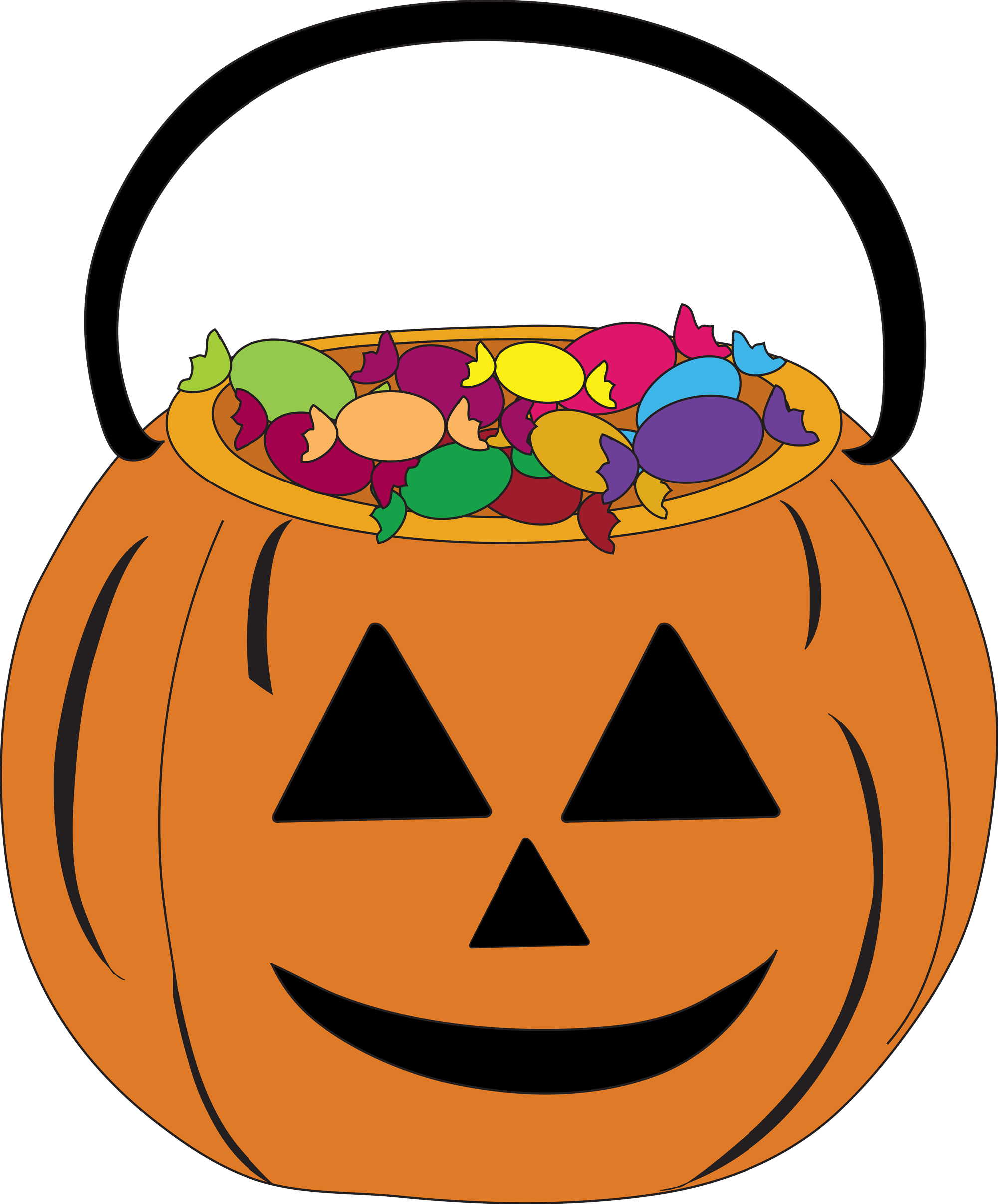 halloween candy clipart free - photo #4