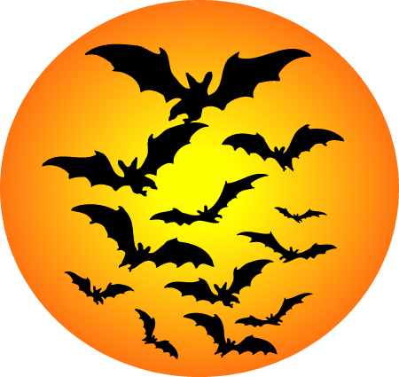 Halloween Clip Art From Graphics Fairy | Clipart Panda - Free Clipart ...