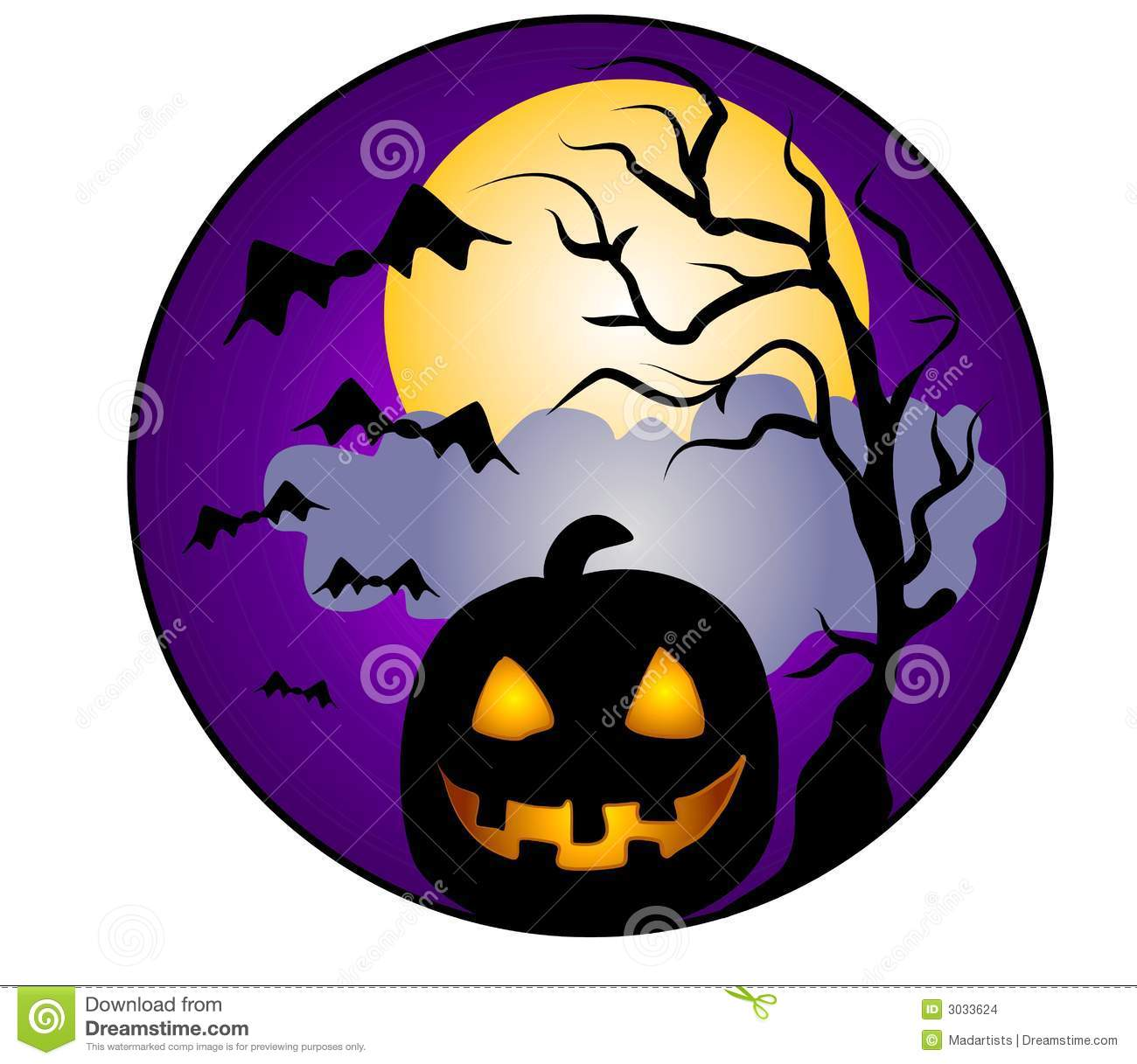 halloween image clipart - photo #4