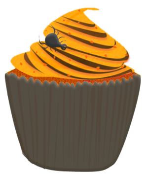 Cup Cake Clip Art No Background