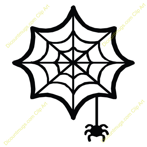 Halloween Hanging Spider Clipart | Clipart Panda - Free ...