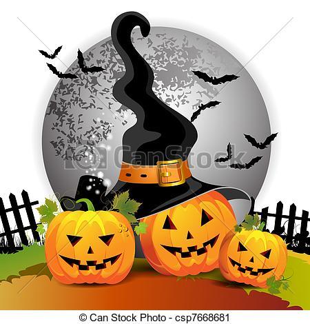 Halloween pumpkin clipart black white clipart panda for Halloween pumpkin clipart