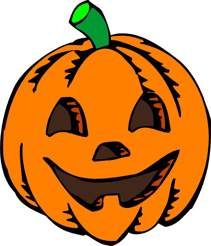 Cute Halloween Pumpkin Clip Art | Clipart Panda - Free ...