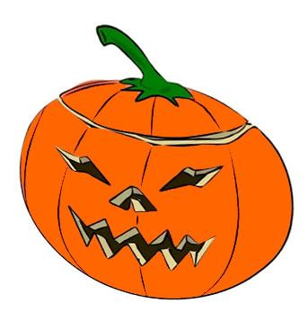 Halloween Pumpkin Clip Art | Clipart Panda - Free Clipart Images