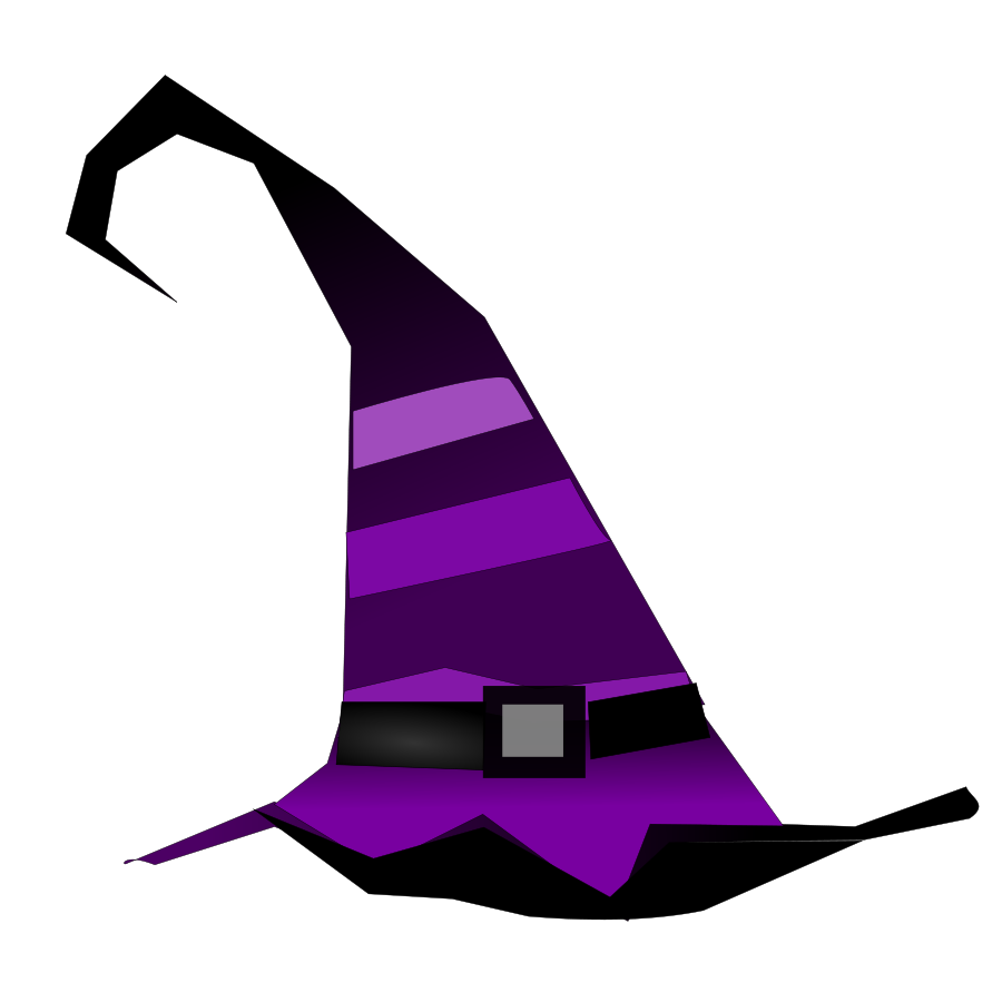 Images of Halloween Witches Hats Clipart Info