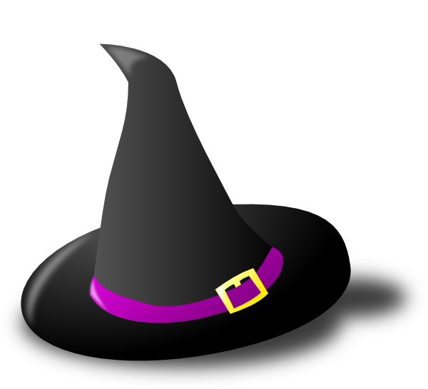 Images of Halloween Witches Hats Halloween Witch Hat